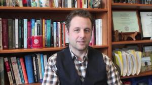 Jeff Hancock. Screenshot from Cornell University
