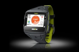 The Timex Ironman One GPS+ smartwatch